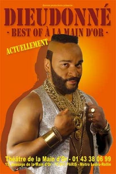 Dieudonné - Le Best of