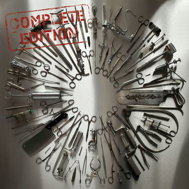 Carcass - Surgical Steel (Complete Edition)
