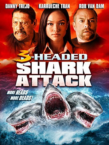 3 Headed Shark Attack (2015) BRRip XviD AC3-EVO