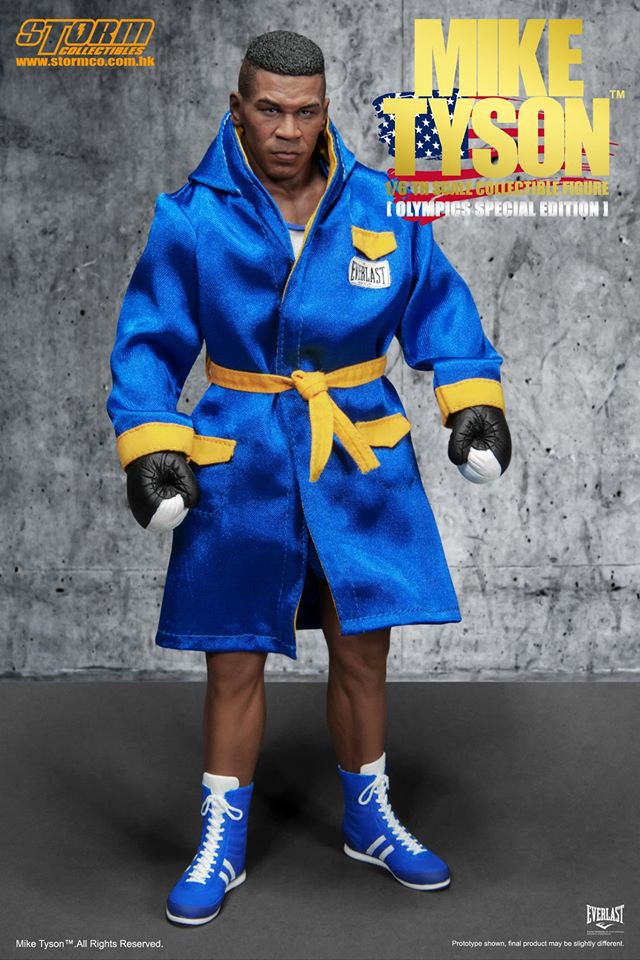 STORM TOYS - CHAMPION & KING OF BOXING FINAL ROUND Q6en