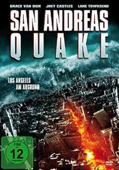 San Andreas Quake [DVDRiP] [French]