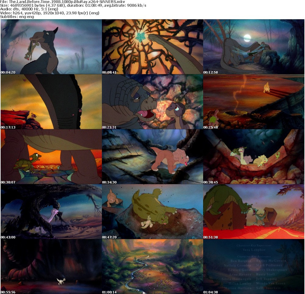 multi the land before time 1988 1080p bluray x264 sinners
