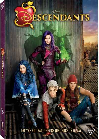 Descendants [DVDRiP] [French]