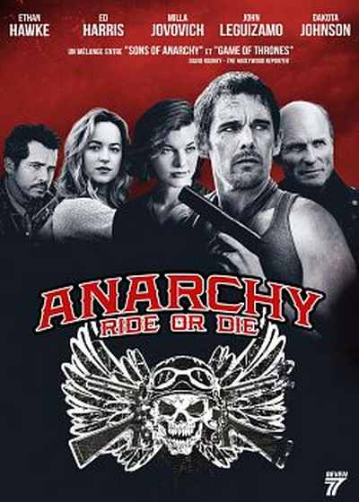 Anarchy [BDRip] [French]