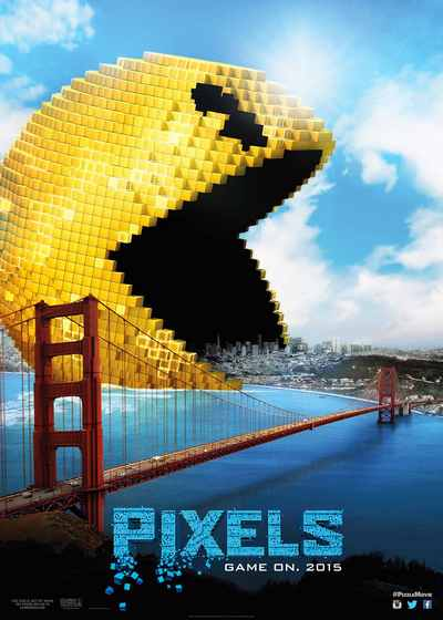Pixels [BDRip] [French]