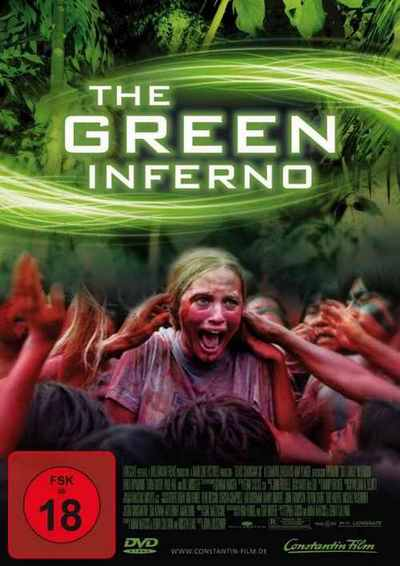 The Green Inferno [HDRip] [FRENCH]