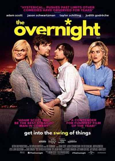 The Overnight [DVDRiP] [French]