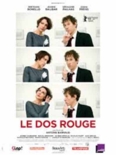Le Dos Rouge [DVDRiP] [FRENCH]