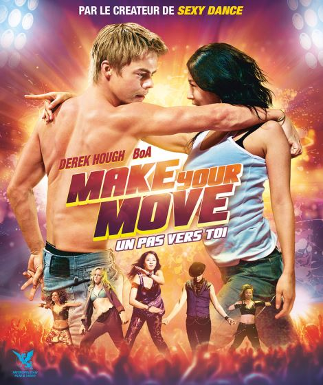 Make Your Move affiche