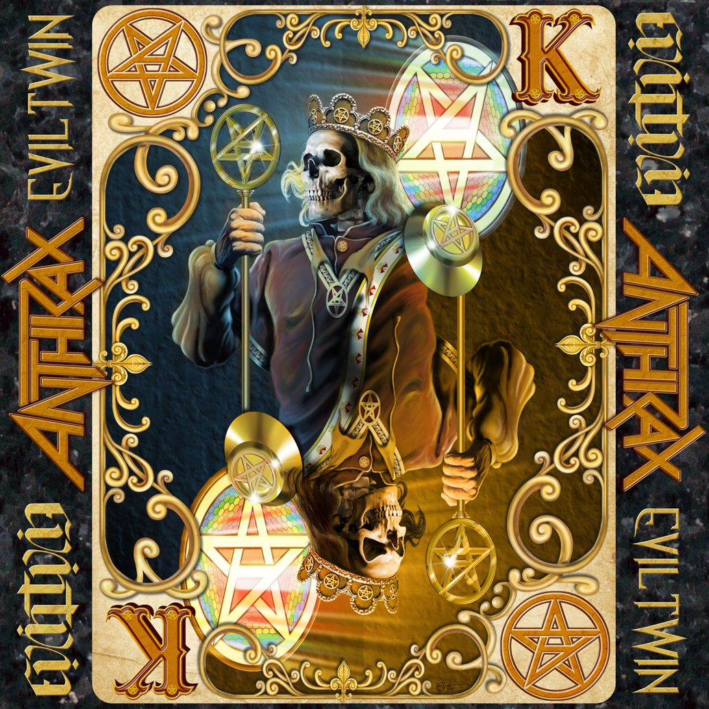 Anthrax : Evil Twin