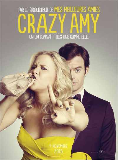 Crazy Amy [HDRip] [French]