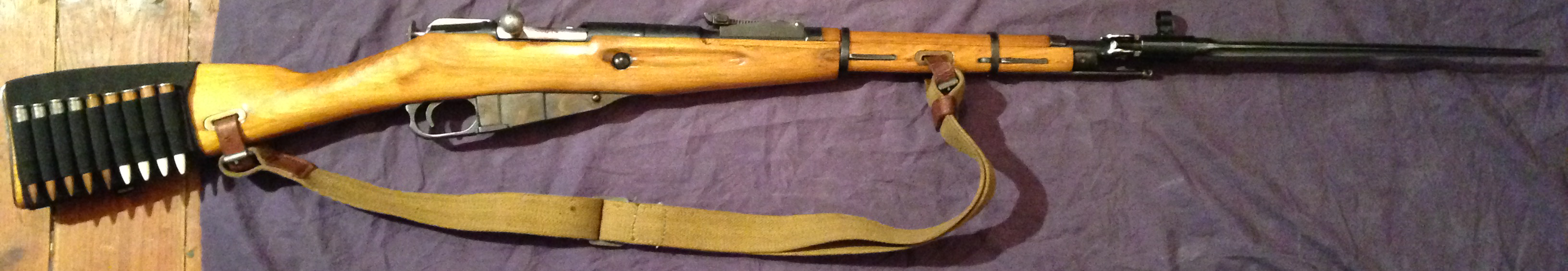Conversion Mosin Nagant 91/30 En M44 Jxcu