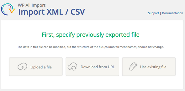 WP All Export Pro v1.3.1 - Export anything in WordPress to CSV, XML, or Excel - WordPress Plugin