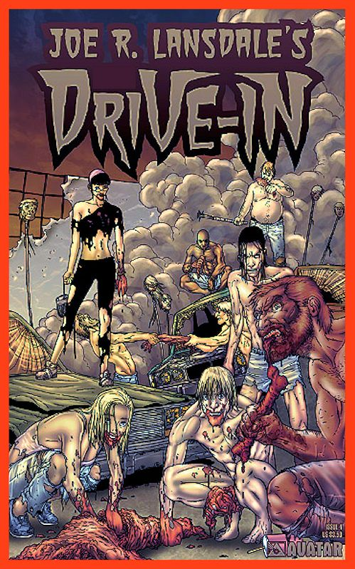 Joe R.Lansdale - Le drive-in