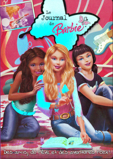 Barbie 07 - Le Journal de Barbie affiche