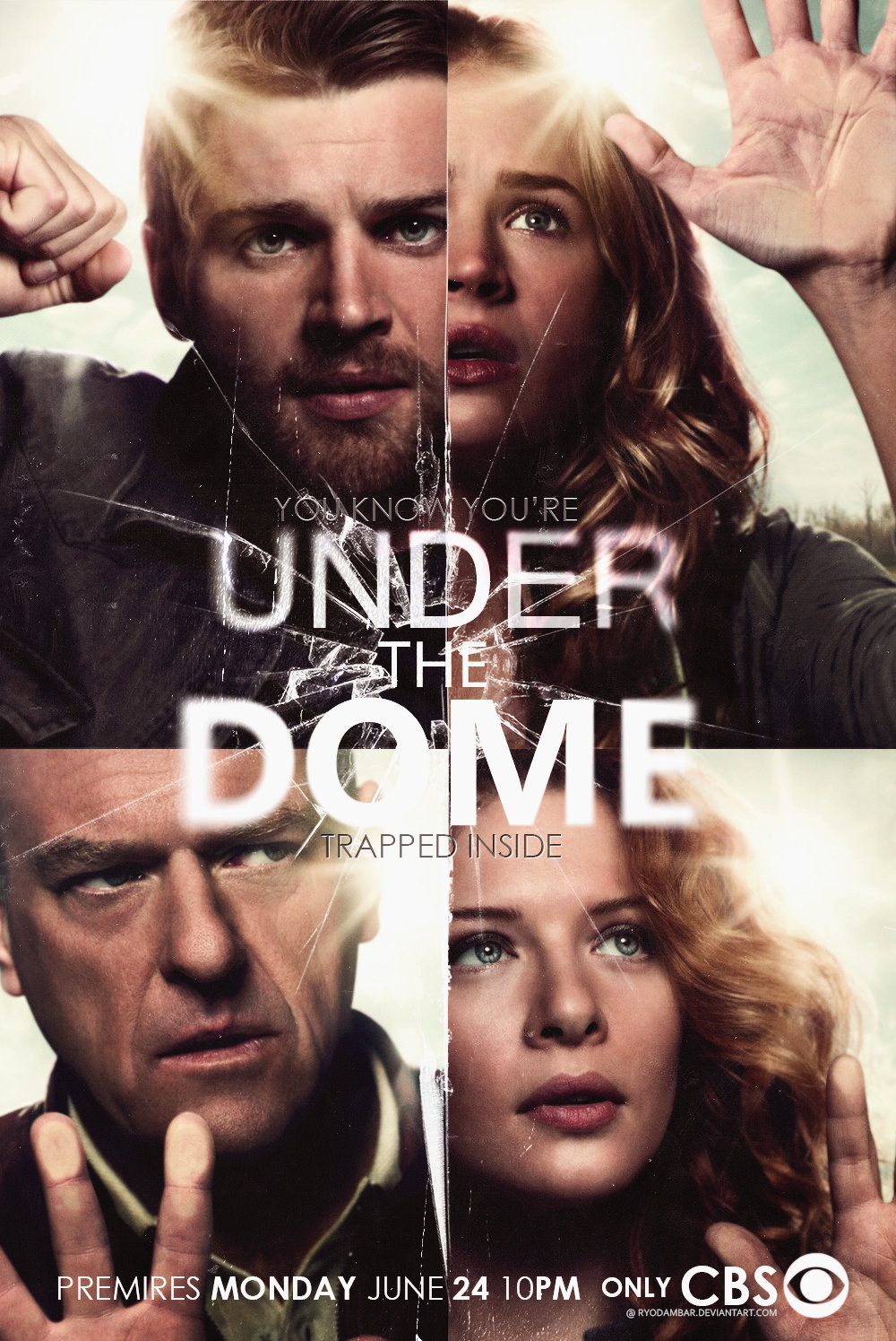 Under The Dome saison 03 VOSTFR (ré-up)