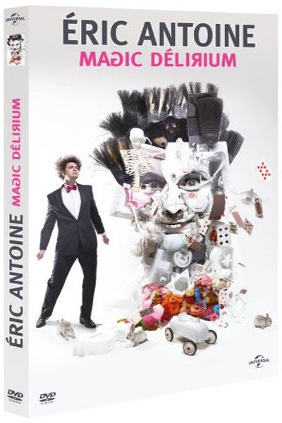 Eric Antoine – Magic Delirium