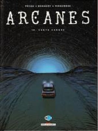 Arcanes (Delcourt) - Complet