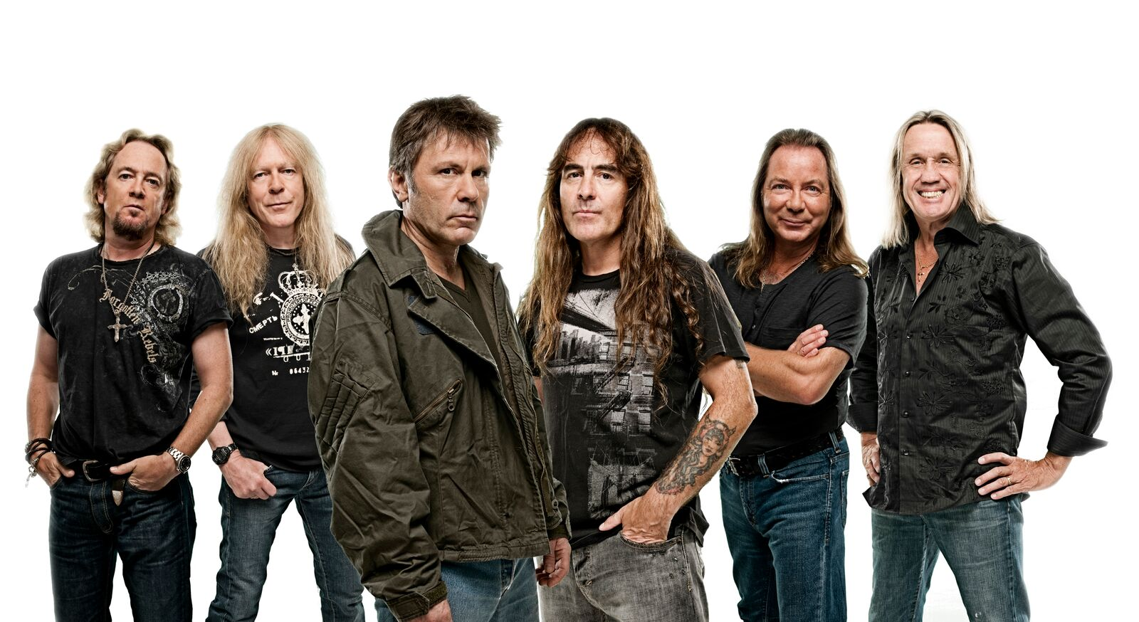 Iron Maiden : The Book Of Souls