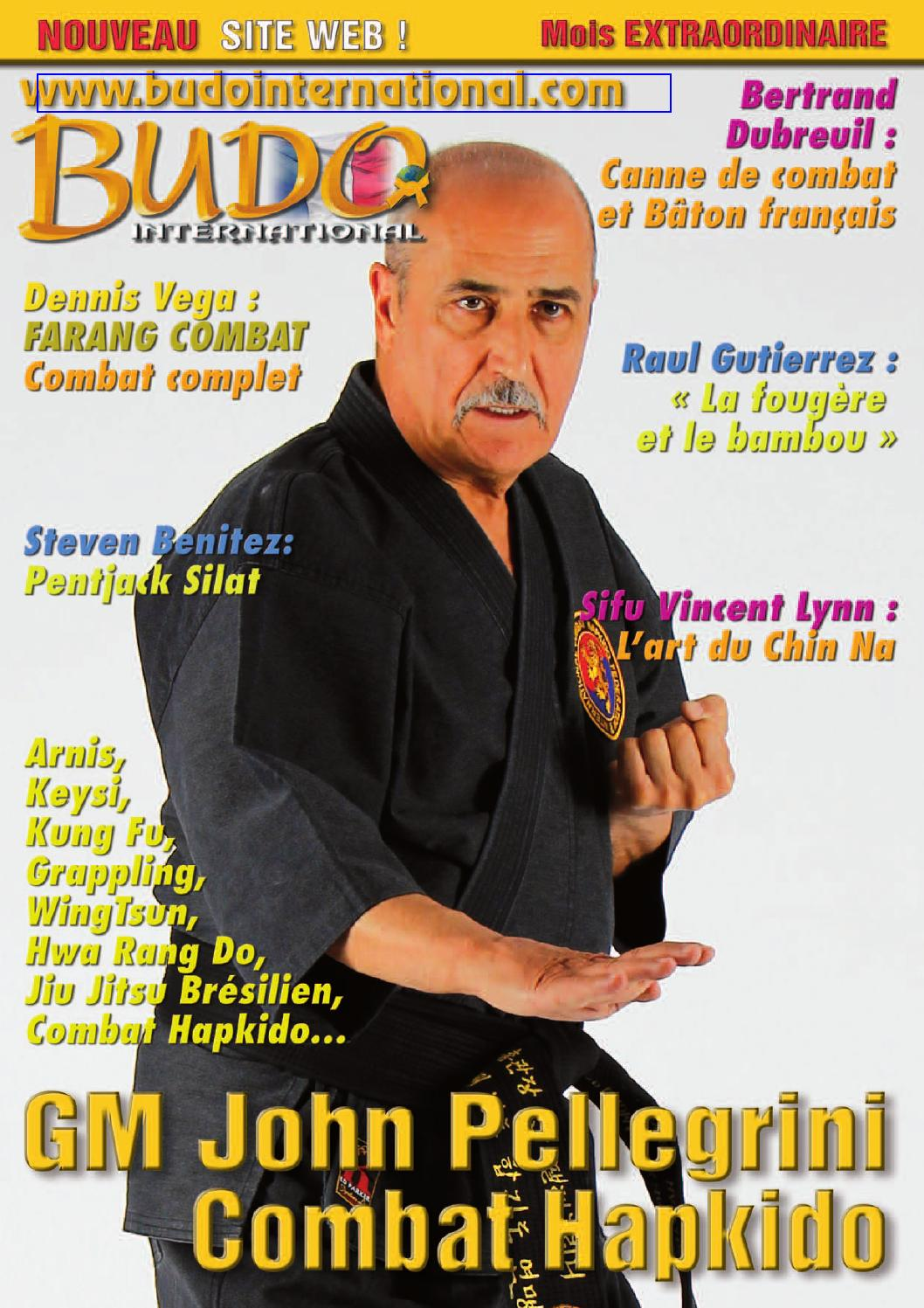 Budo international 293 – juillet 2015
