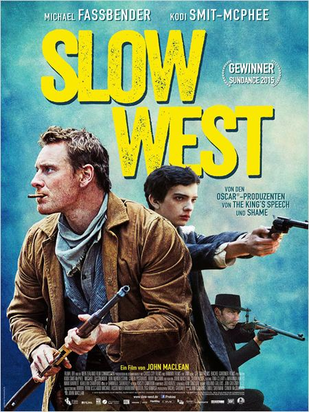 Slow West [DVDRiP] [FRENCH]
