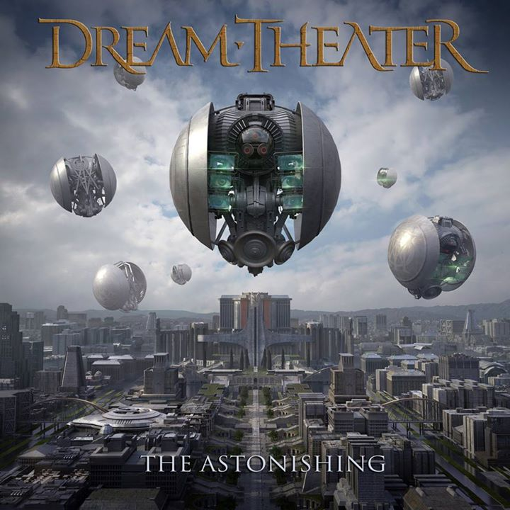 Dream Theater : The Atonishing