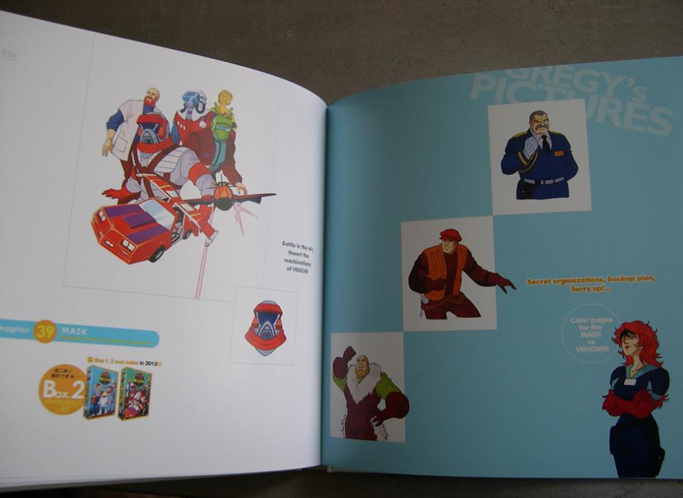 ArtBook illustrateur Dvd Greg Millet - Page 2 G3be