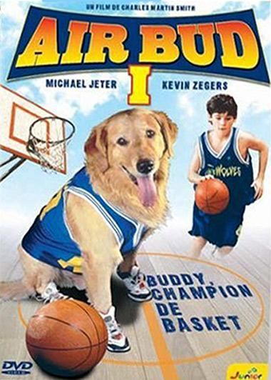 Air Bud 1 - Buddy star des paniers affiche