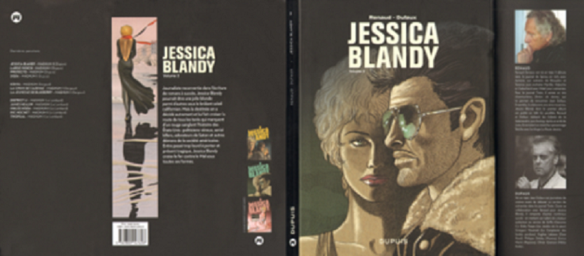 Jessica Blandy - Integrale 2 Tomes
