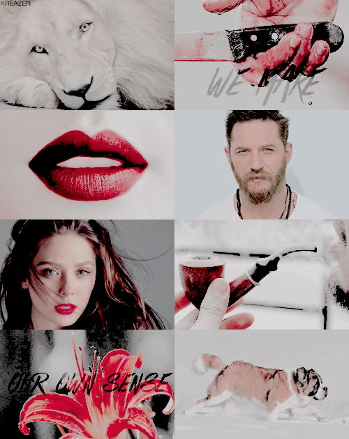 I've got blood on my name ▬ (Murtagh) W46g
