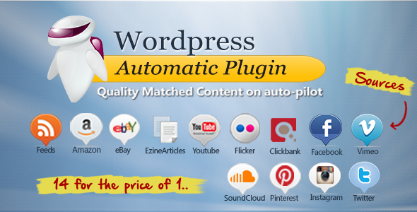 CodeCanyon - Wordpress Automatic Plugin v3.23.0