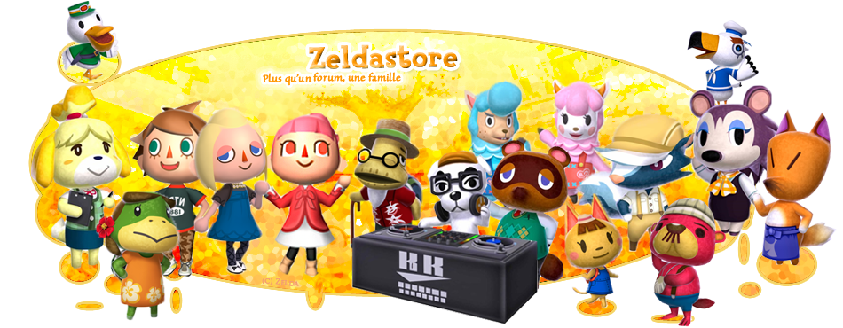 La boutique Zeldastore