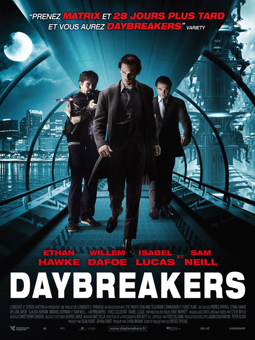 Daybreakers affiche