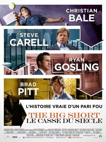 The Big Short : le Casse du siècle   WEBRiP | FRENCH