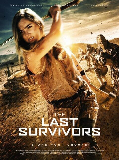 The Well (2014) - The Last Survivors affiche
