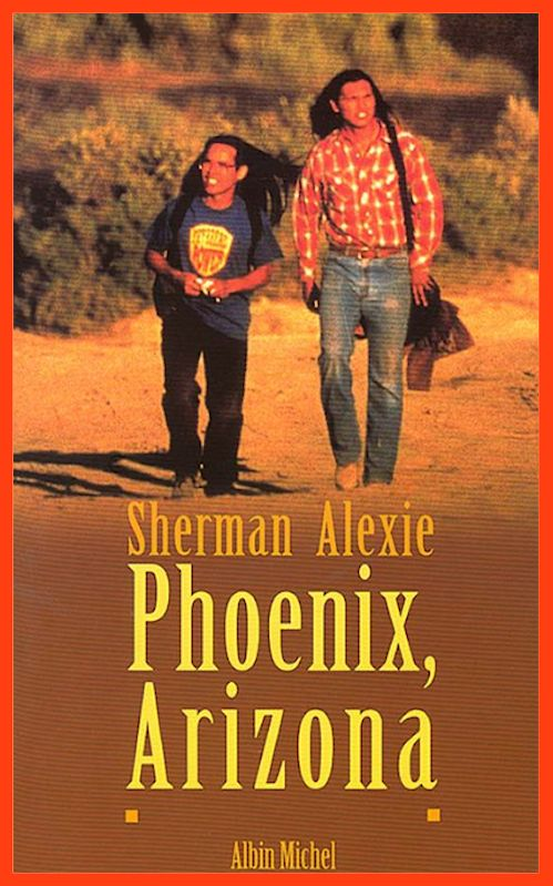 Sherman Alexie - Phoenix, Arizona