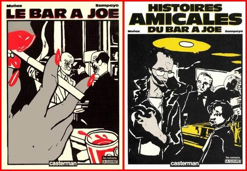 Le bar ? Joe - Histoires amicales du bar a joe