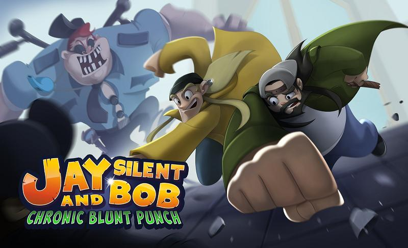 Jay and Silent Bob: Chronic Blunt Punch!