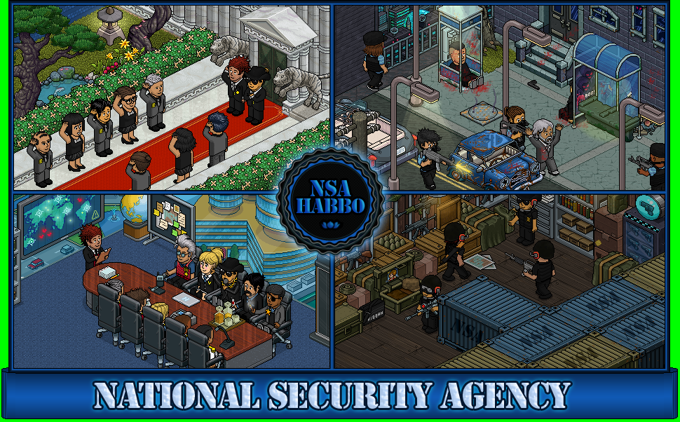 ~ National Security Agency ~