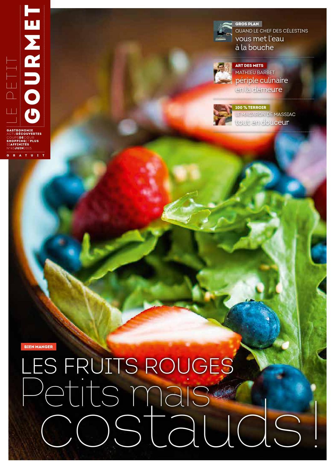 Le Petit Gourmet N 43