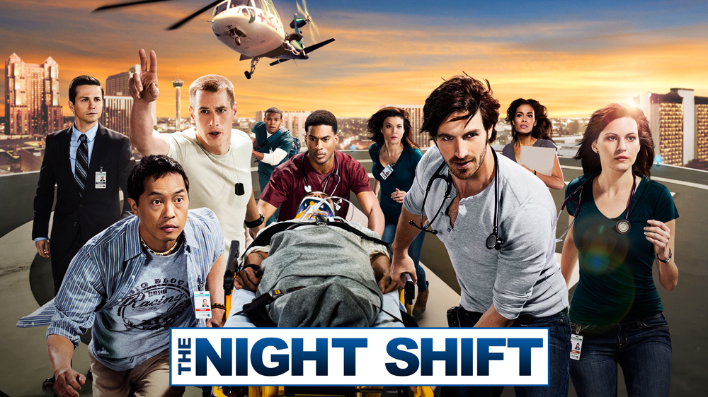 Night Shift Staffel 1