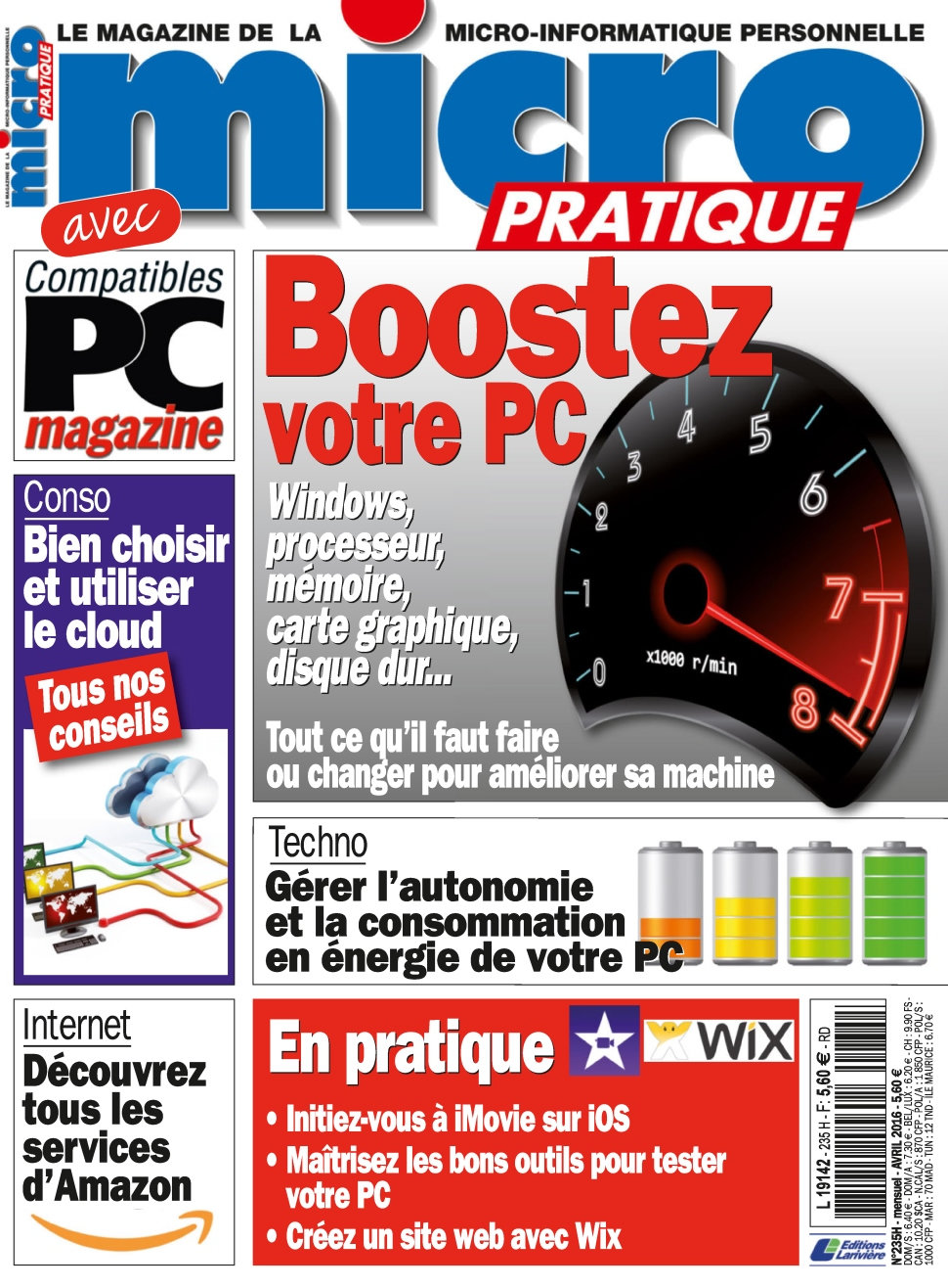 Micro Pratique N°235 - Avril 2016