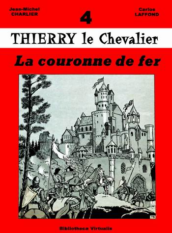 Thierry le chevalier tome 4