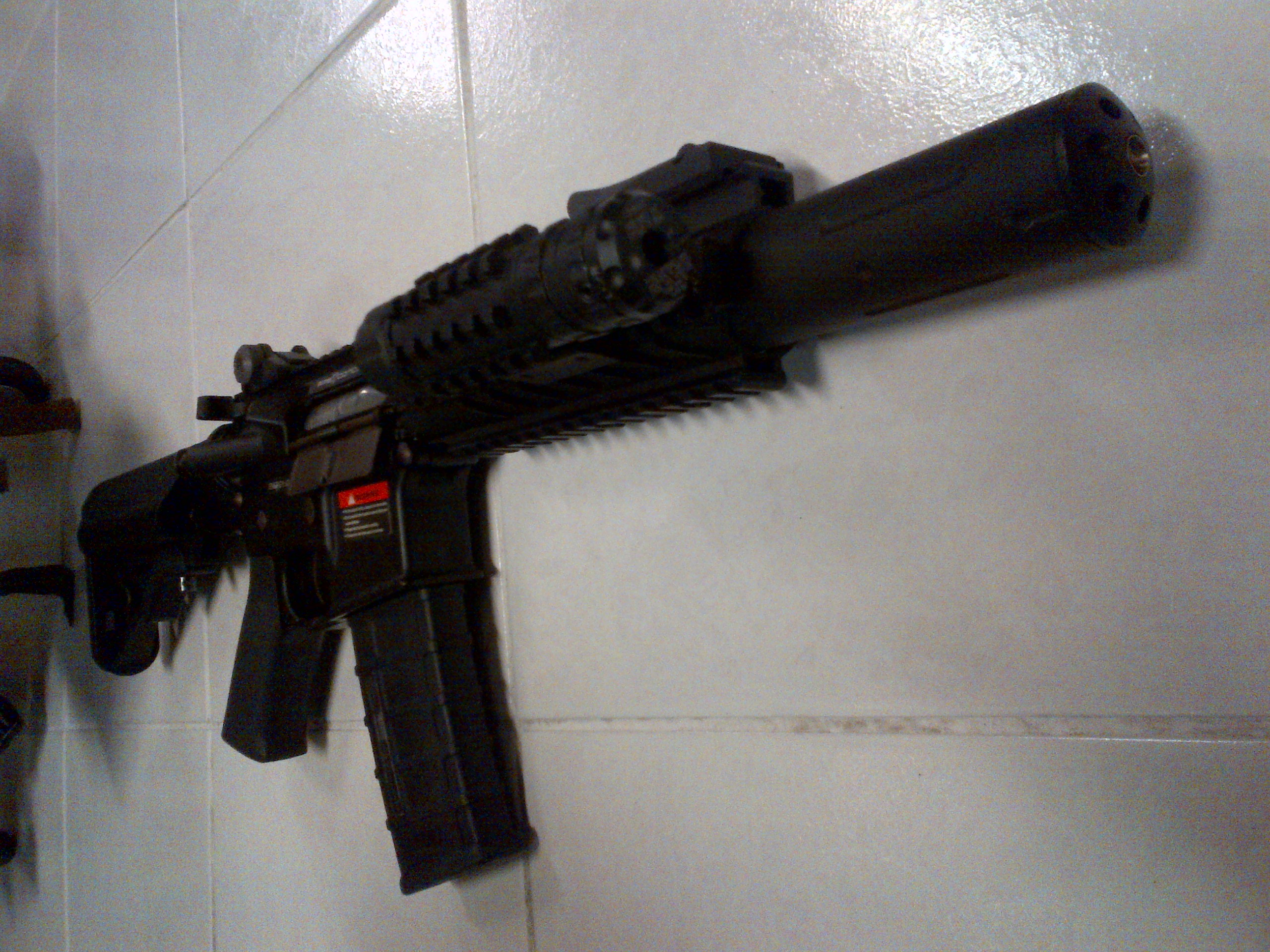 M4 APS Spyder Blowback 4je3