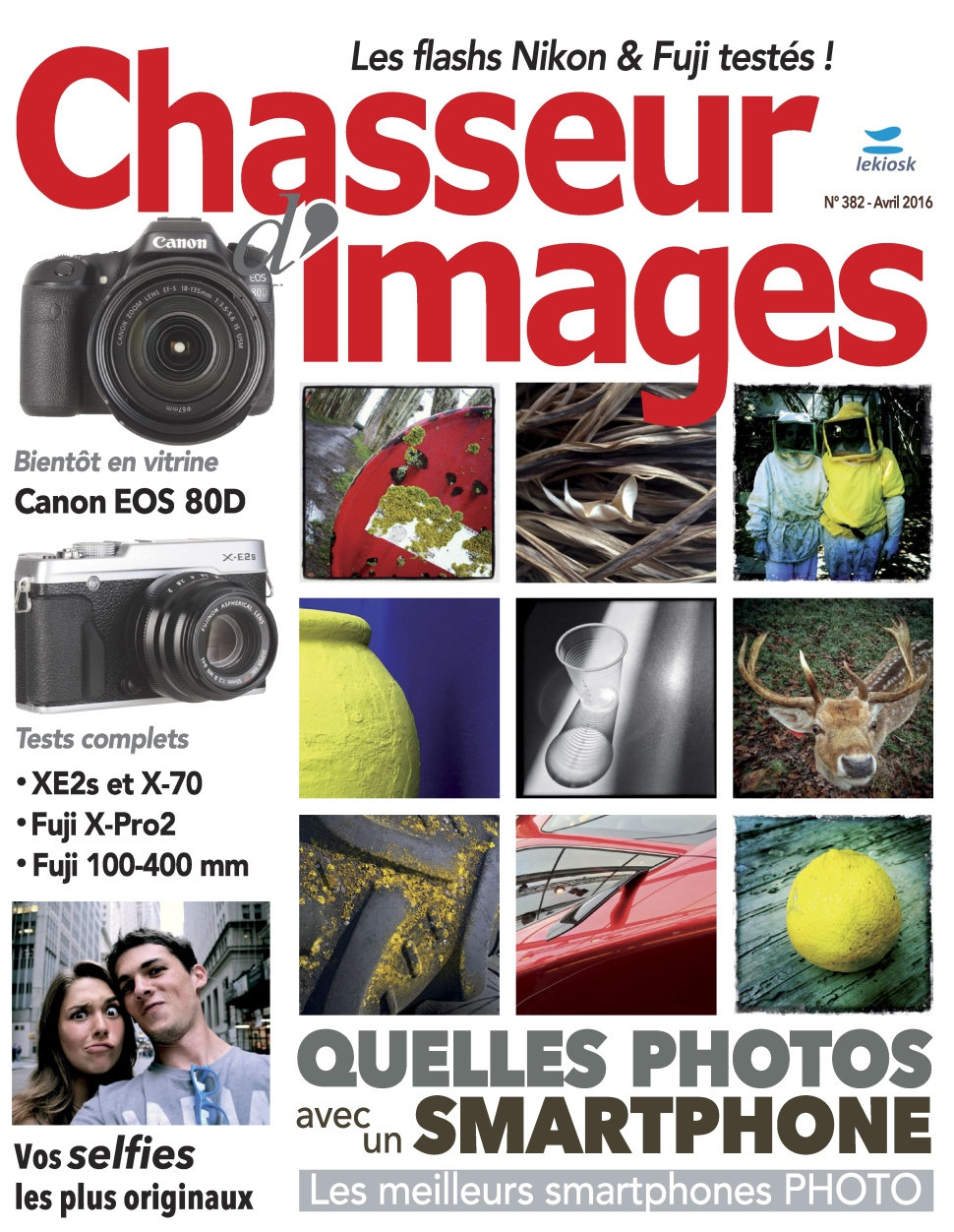 Chasseur d'Images N°382 - Avril 2016