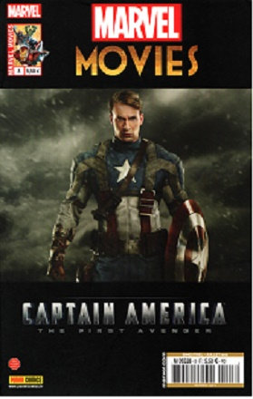 Marvel Movies – Tome 3 – Captain America
