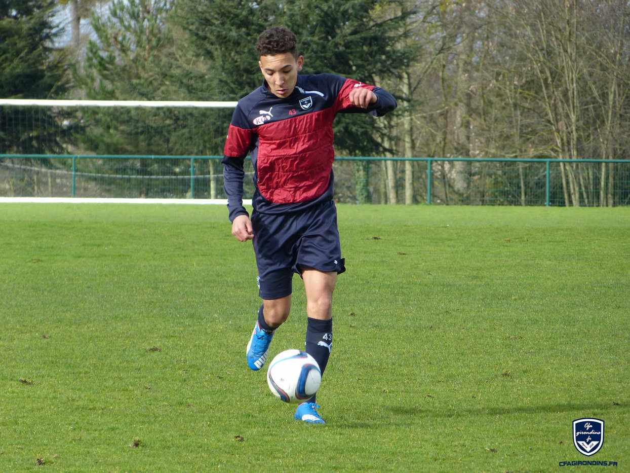 Cfa Girondins : Enfin une victoire ! - Formation Girondins