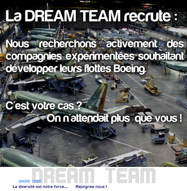 Dream Team Alliance - Portail 8iux