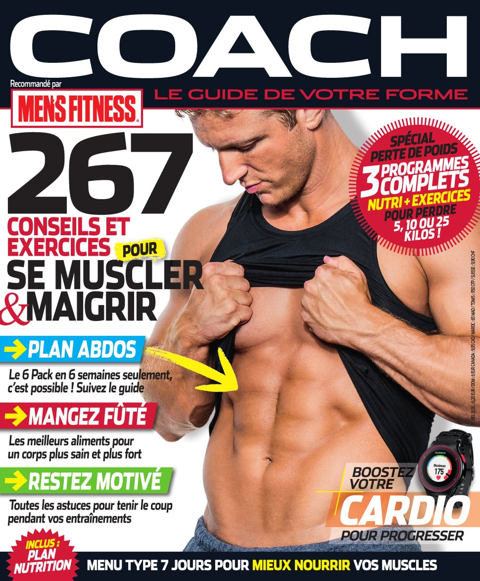 Coach Magazine N°21 - Avril/Juin 2016