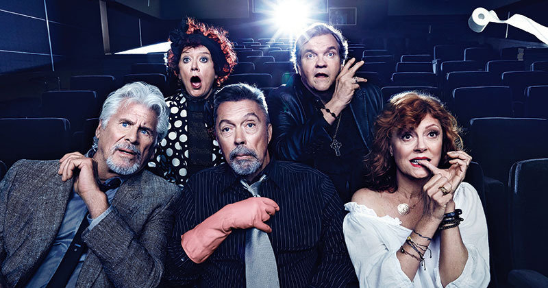 The Rocky Horror Picture Show Cast